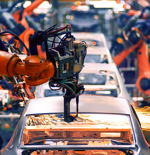 Industry 4.0 Automotive Automation