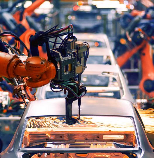 Industry 4.0 Automotive Automation