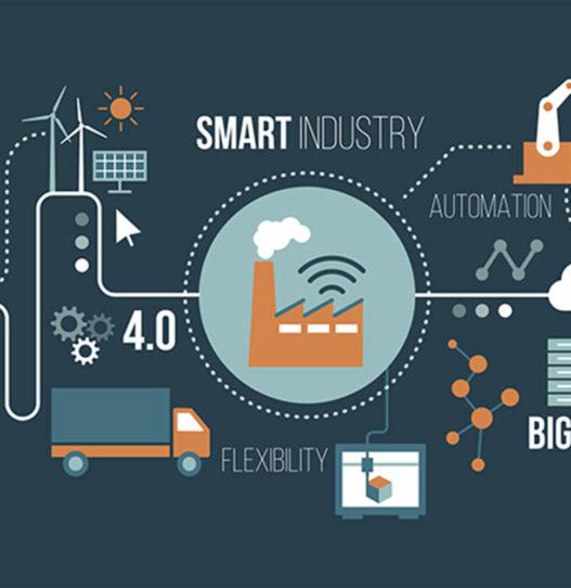 Iot Smart Industry 4.0