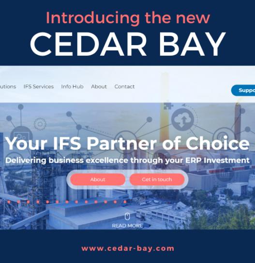 New Cedar Bay Branding Logo