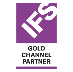 Ifs Gold Channel Partner Logo