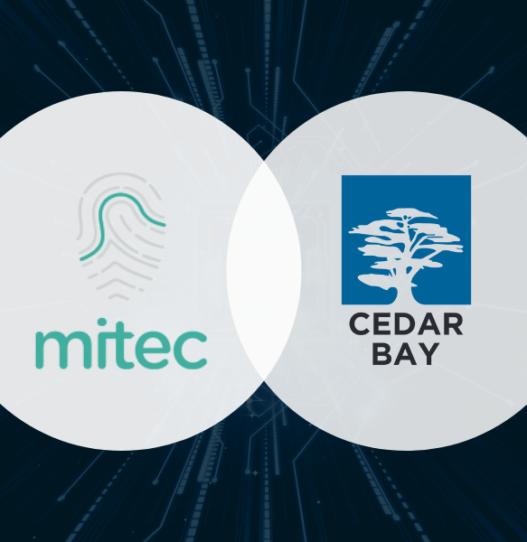 Mitec And Cedar Bay Logo